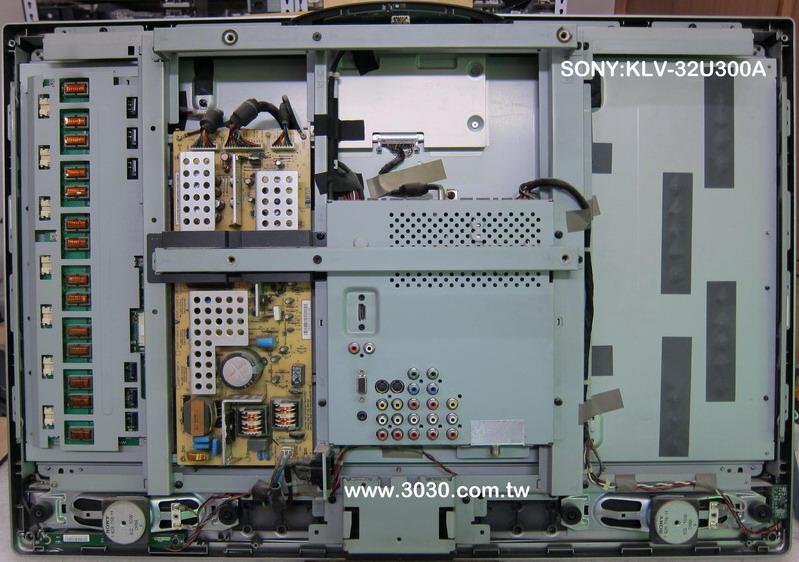 索尼klv32v300a电路板